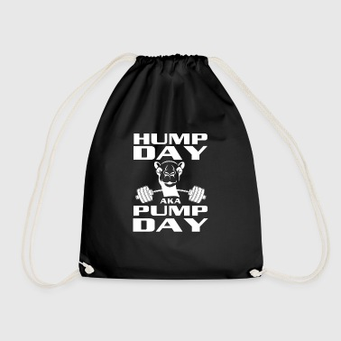 Hump day aka pump day - Gymtas