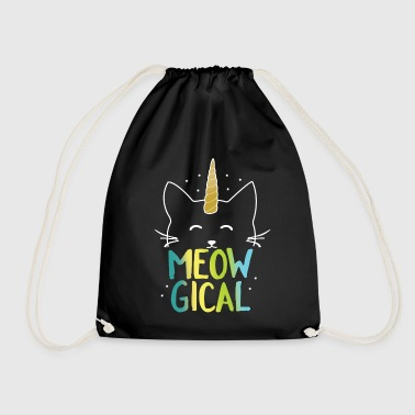 Meowgical - Drawstring Bag