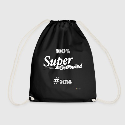 onesix-married - Drawstring Bag