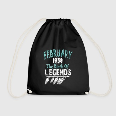 Februari 1938 The Birth Of Legends - Gymtas