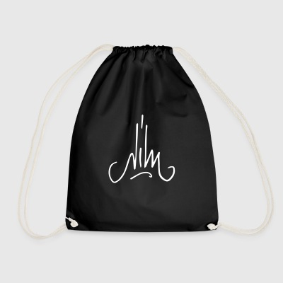 Nim / Jim - Drawstring Bag