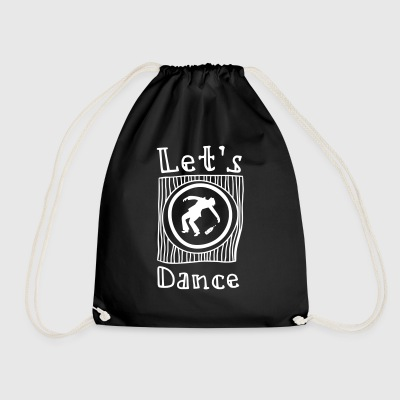 Let's Dance - Drawstring Bag