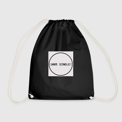 single - Drawstring Bag