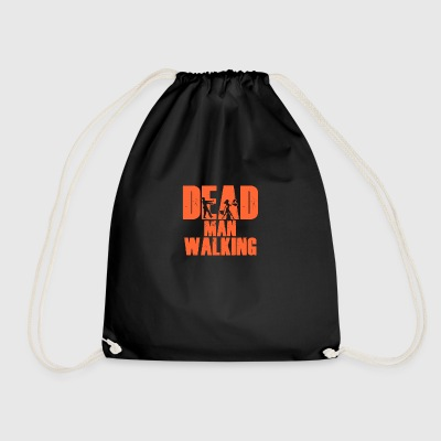 Dead Man Walking Men T-shirt - Sacca sportiva
