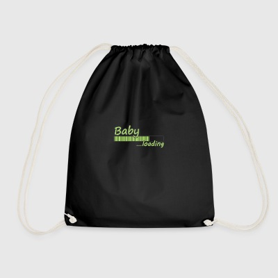 Baby store birth gift pregnant offspring sex - Drawstring Bag