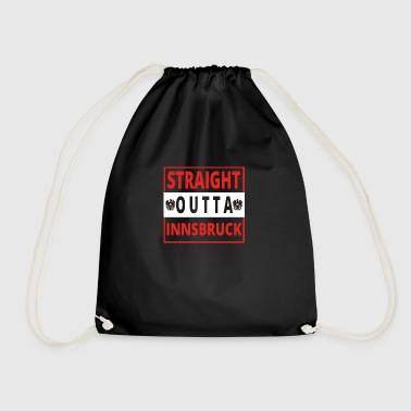 Straight outta Innsbruck - Drawstring Bag