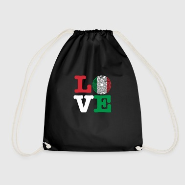 ITALY HEART - Drawstring Bag