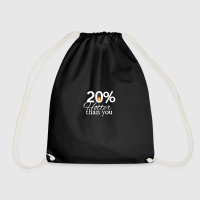 Hotter - Drawstring Bag