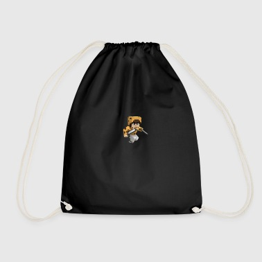 Gamer Cartoon CookieMarcool - Sac de sport léger