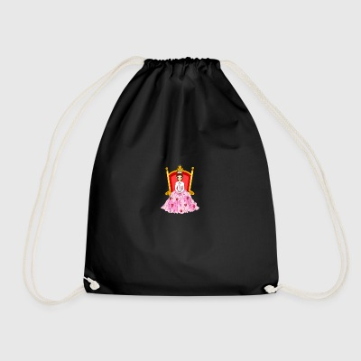Nurse Queen - Drawstring Bag