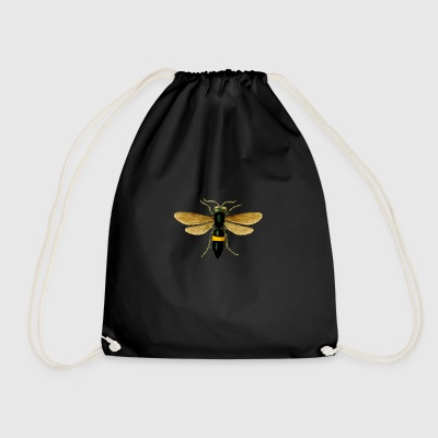 wasp - Drawstring Bag