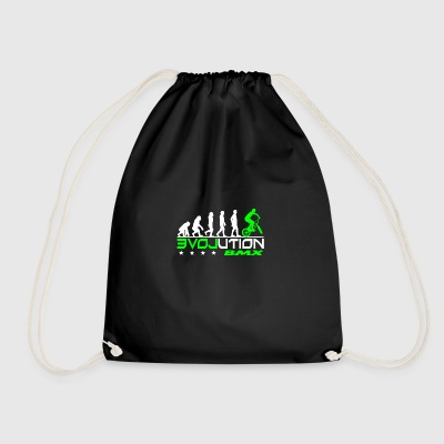 EVOLUTION BMX - Drawstring Bag