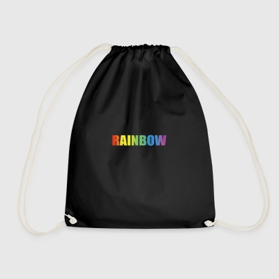 Rainbow - Drawstring Bag