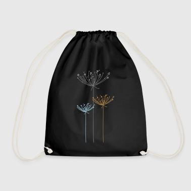 Bloom - plante -Floral - Gymbag