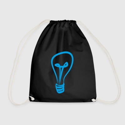 lamp - Drawstring Bag