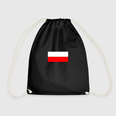 POLSKA FLAGA - Drawstring Bag