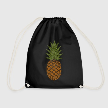 pineapple - Drawstring Bag