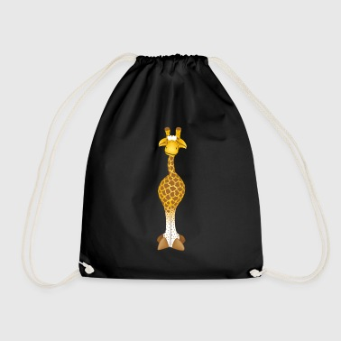 giraffe - Drawstring Bag