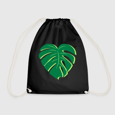 Monstera - Gymbag