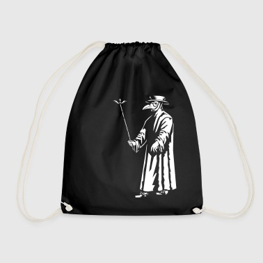 Dr. beak - Drawstring Bag