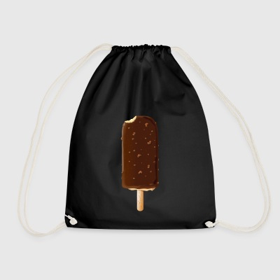 ice cream ice cream restaurant ice cream sundae149 - Drawstring Bag