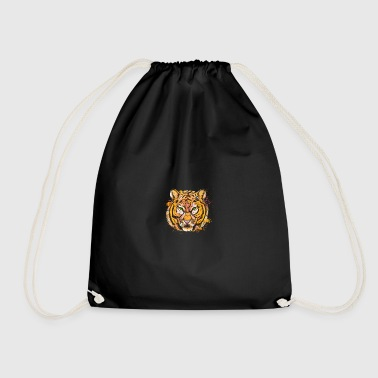 tiger - Drawstring Bag