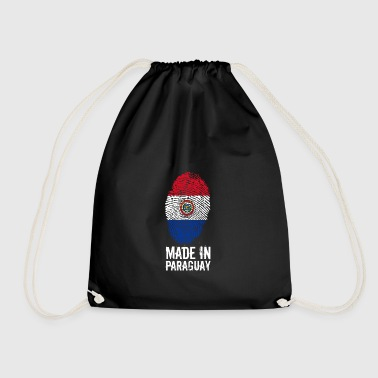 Made In Paraguay / Paraguay - Drawstring Bag