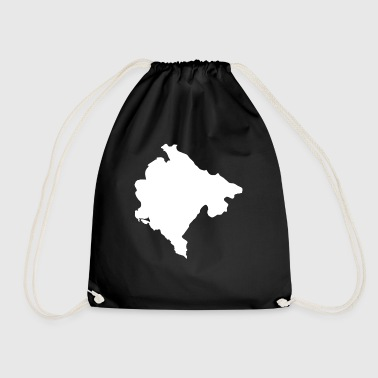 Montenegro Original Gift Idea - Drawstring Bag