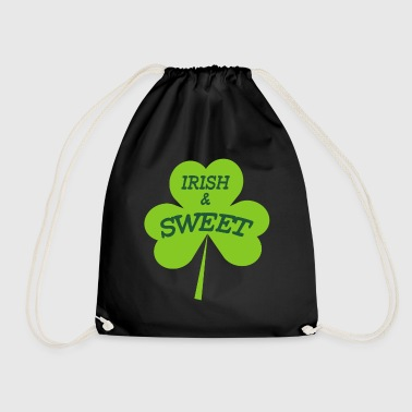 T-Shirt Irish and Sweet - Drawstring Bag