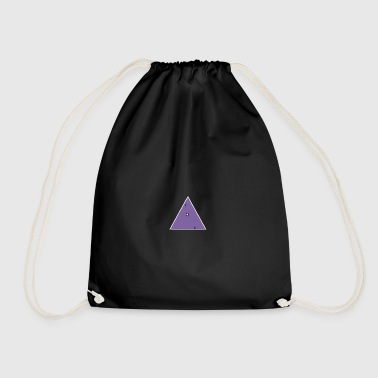 hope triangle - Drawstring Bag