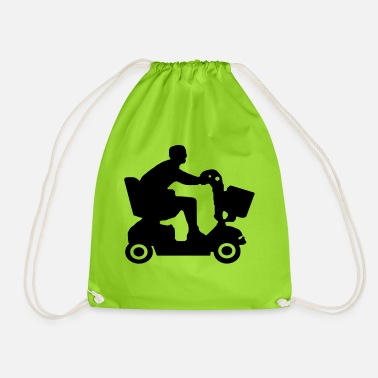 Scooter Mobility scooter - Drawstring Bag