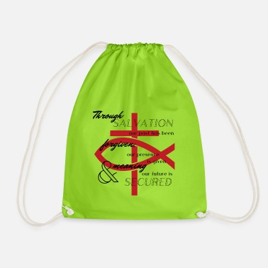 Salvation Salvation - black - Drawstring Bag