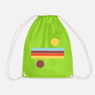 Trendy Trendy vintage - Drawstring Bag