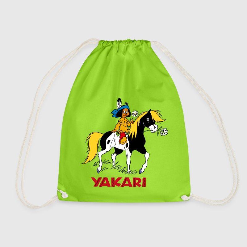 yakari und kleiner donner von yakari spreadshirt. Black Bedroom Furniture Sets. Home Design Ideas