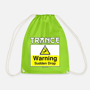 Magic Trance Addict Collection * Sudden Drop (Clear) - Drawstring Bag