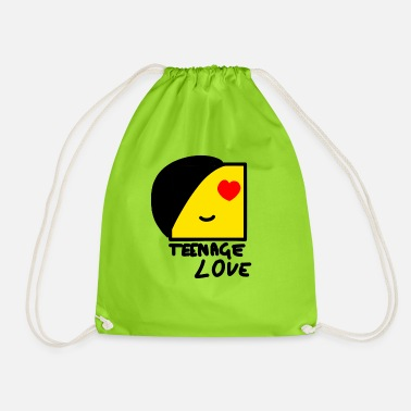 Teenager Emo Boy: Teenage Love - Sac de sport léger