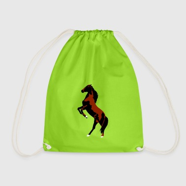 stallion 03 - Drawstring Bag