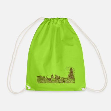View view - Drawstring Bag