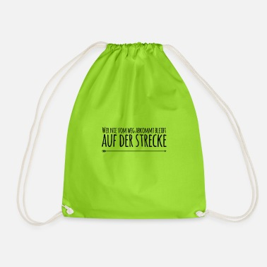 Journey Journey - Drawstring Bag