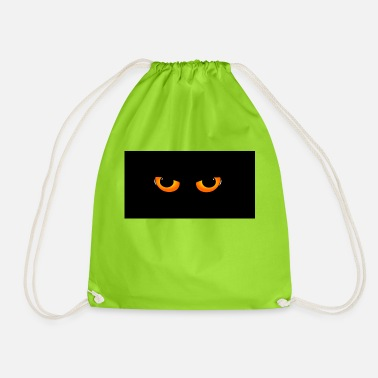 Goggley Eyes eyes - Drawstring Bag