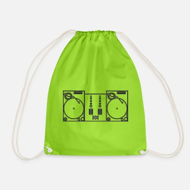 Turntable turntable only. - Mochila saco