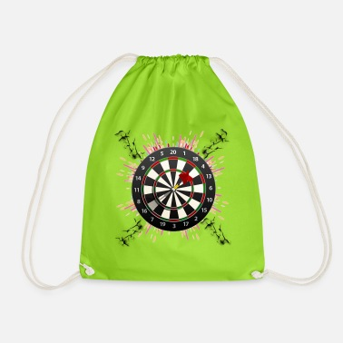 Darts Dart - Drawstring Bag
