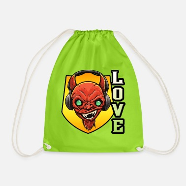 Big Love Big Mike Love - Mochila saco