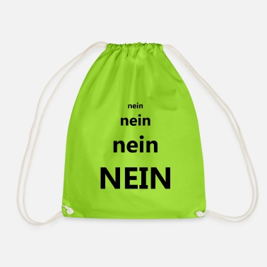 Collections NO Collection - Drawstring Bag