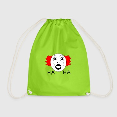 HaHa for Spreadshirt - Drawstring Bag