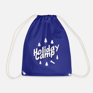 Saxon Holiday Camp Winter 2020 holiday camp children's travel - Drawstring Bag