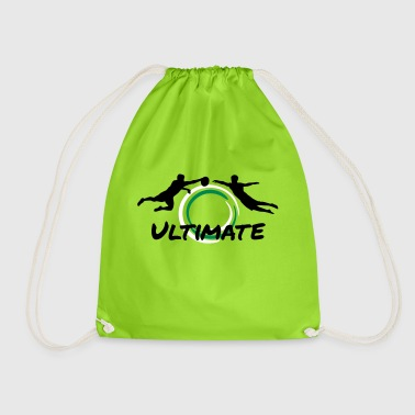 Ultimate Frisbee - Men - Drawstring Bag