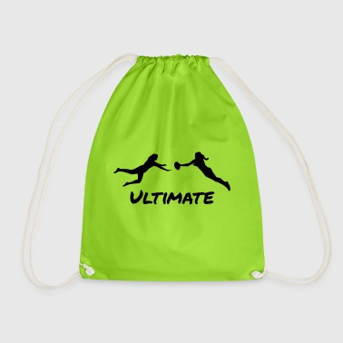 Ultimate Frisbee - Women - Drawstring Bag