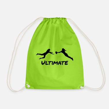Ultimate Frisbee Ultimate Frisbee - Women - Drawstring Bag