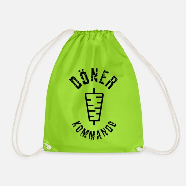 Commando Doner commando - Drawstring Bag